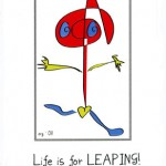Wally - Life is for Leaping