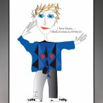 Ellen Poster by Curmudgeon Cards